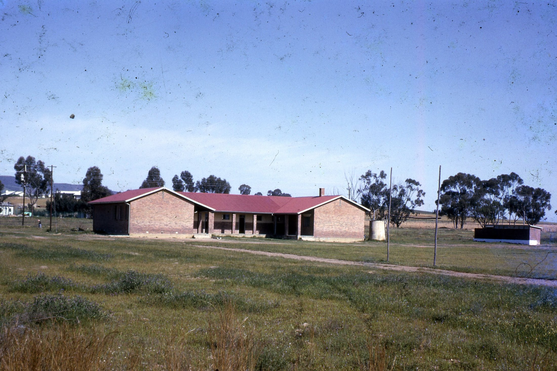 The NG Meiring Primary school 1960s
